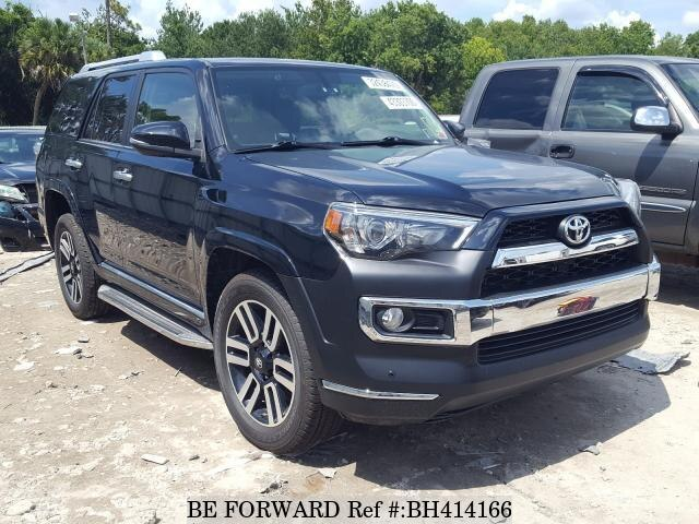 Used 2014 TOYOTA 4RUNNER BH414166 for Sale
