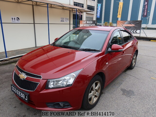 Used 2012 Chevrolet Cruze For Sale Bh414170 Be Forward