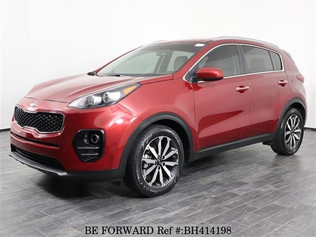 Used 2017 KIA SPORTAGE BH414198 for Sale