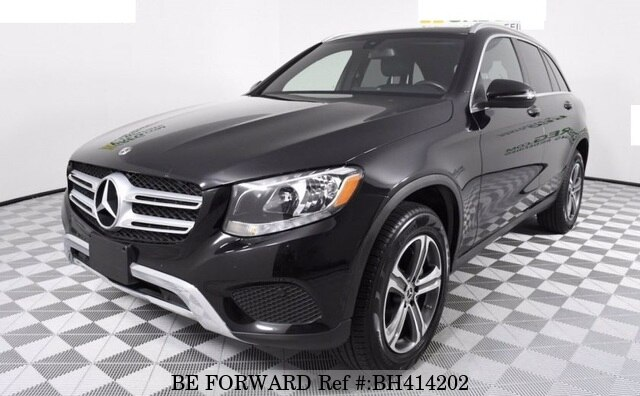 Used 2019 MERCEDES-BENZ GLC-CLASS BH414202 for Sale