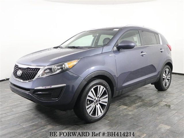 Used 2016 KIA SPORTAGE BH414214 for Sale