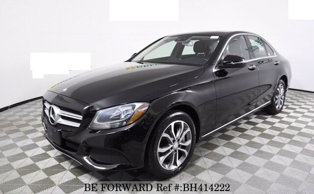 Used 2017 MERCEDES-BENZ C-CLASS BH414222 for Sale
