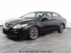 Used 2017 NISSAN ALTIMA BH414230 for Sale