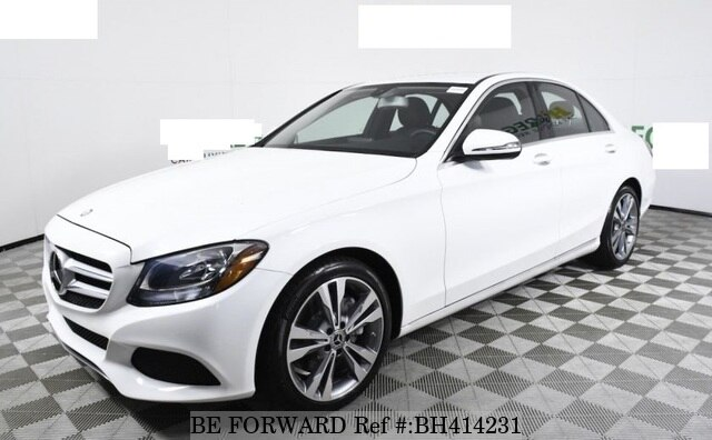 Used 2017 MERCEDES-BENZ C-CLASS BH414231 for Sale