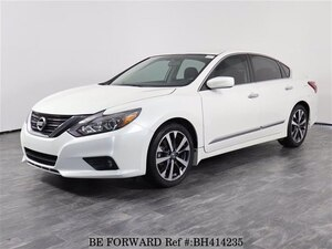 Used 2017 NISSAN ALTIMA BH414235 for Sale