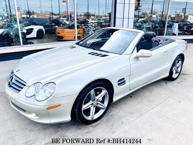 Used 2003 MERCEDES-BENZ SL-CLASS BH414244 for Sale