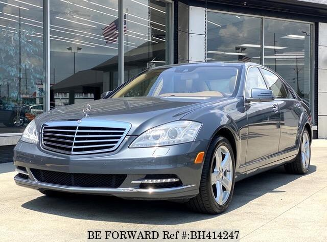 Used 2011 MERCEDES-BENZ S-CLASS BH414247 for Sale