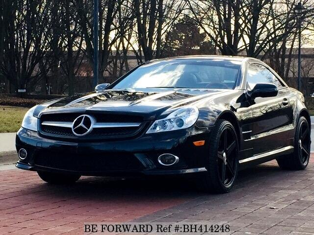Used 2009 MERCEDES-BENZ SL-CLASS BH414248 for Sale