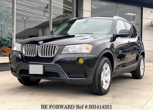 Used 2012 BMW X3 BH414251 for Sale