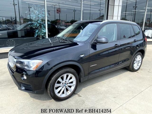 Used 2015 BMW X3 BH414254 for Sale