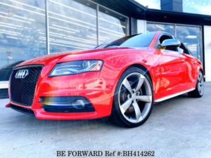Used 2011 AUDI S4 BH414262 for Sale
