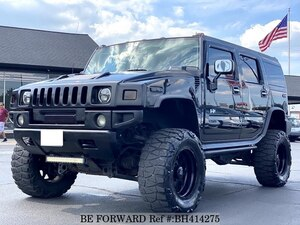 Used 2004 HUMMER H2 BH414275 for Sale