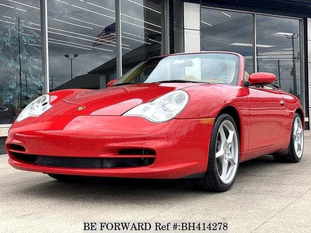Used 2002 PORSCHE 911 BH414278 for Sale