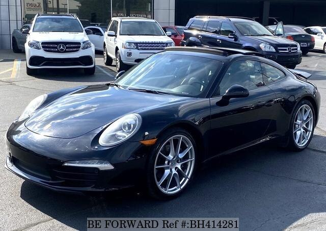 Used 2013 PORSCHE 911 BH414281 for Sale