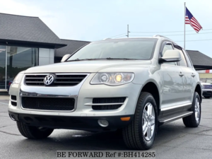 Used 2010 VOLKSWAGEN TOUAREG BH414285 for Sale