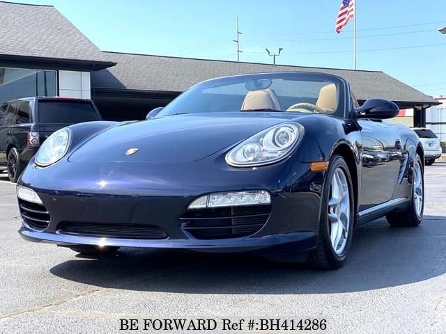 Used 2009 PORSCHE BOXSTER BH414286 for Sale