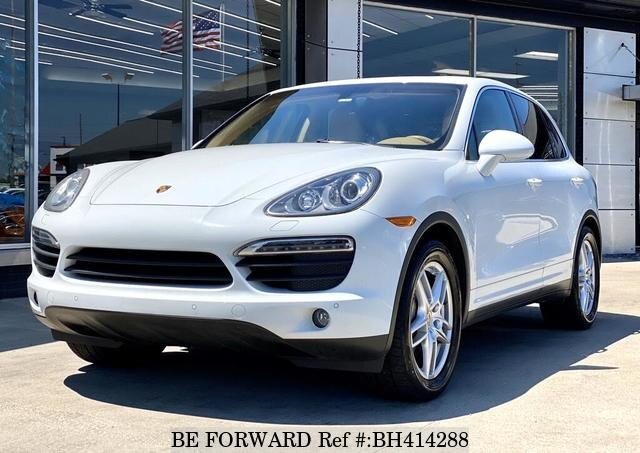 Used 2013 PORSCHE CAYENNE BH414288 for Sale