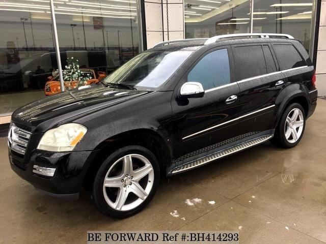 Used 2010 MERCEDES-BENZ GL-CLASS BH414293 for Sale