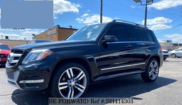 Used 2013 MERCEDES-BENZ GLK-CLASS BH414303 for Sale
