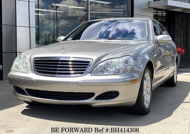 Used 2006 MERCEDES-BENZ S-CLASS BH414306 for Sale