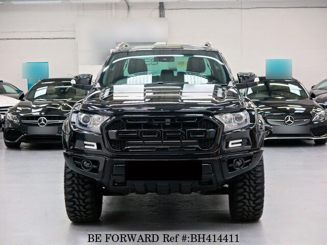 Used 2019 FORD RANGER BH414411 for Sale