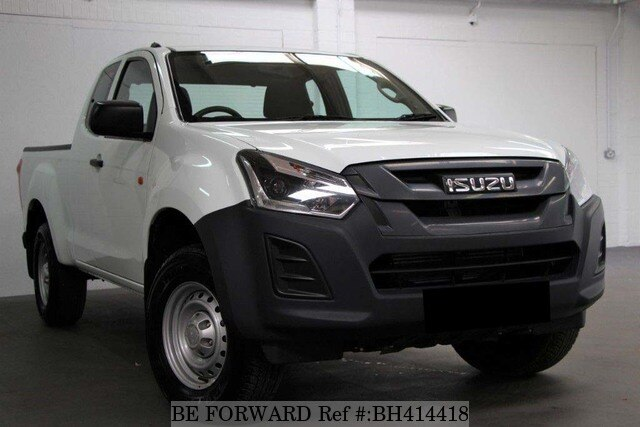 Used 2019 ISUZU D-MAX BH414418 for Sale