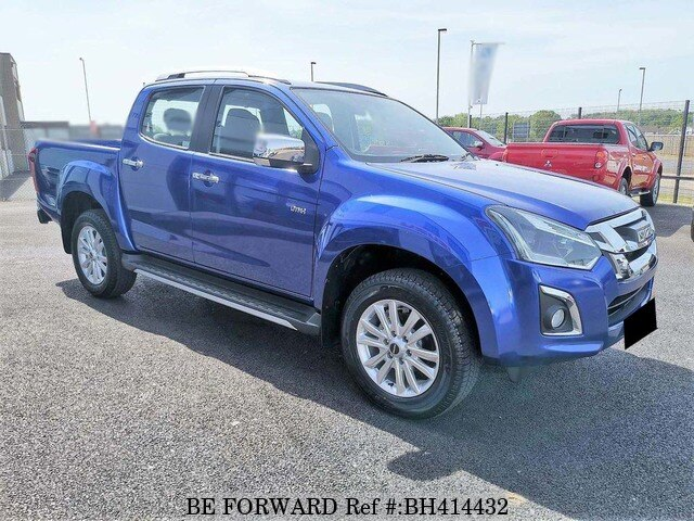 Used 2020 ISUZU D-MAX BH414432 for Sale