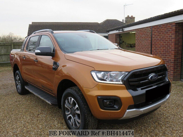Used 2019 FORD RANGER BH414474 for Sale