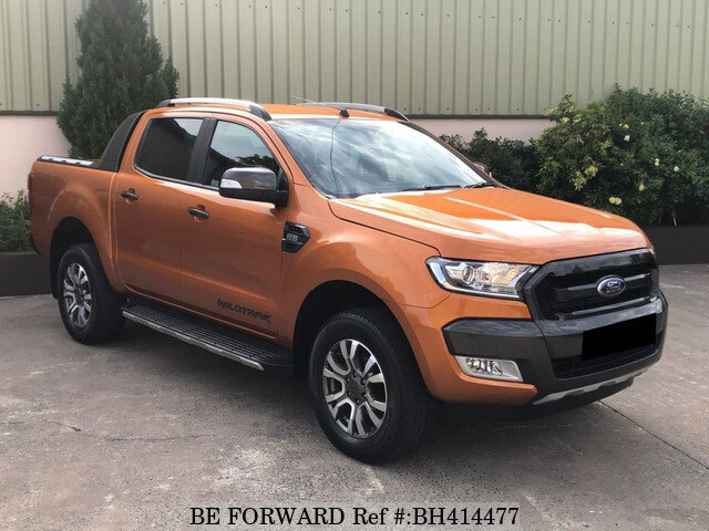 Used 2019 FORD RANGER BH414477 for Sale