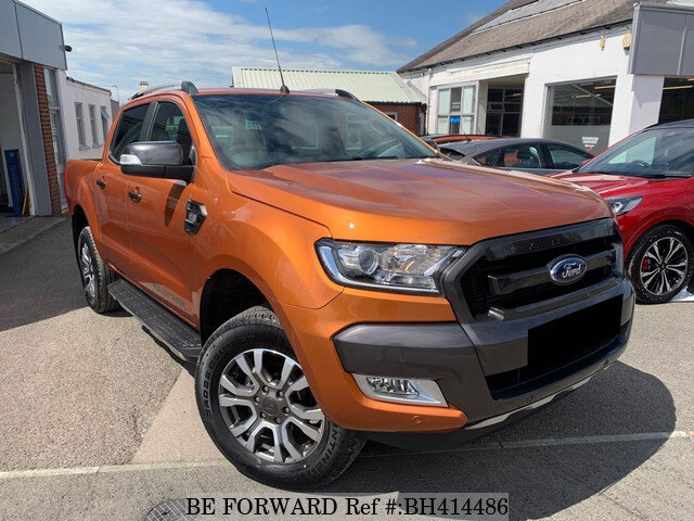 Used 2019 FORD RANGER BH414486 for Sale