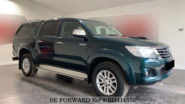Used 2014 TOYOTA HILUX BH414570 for Sale