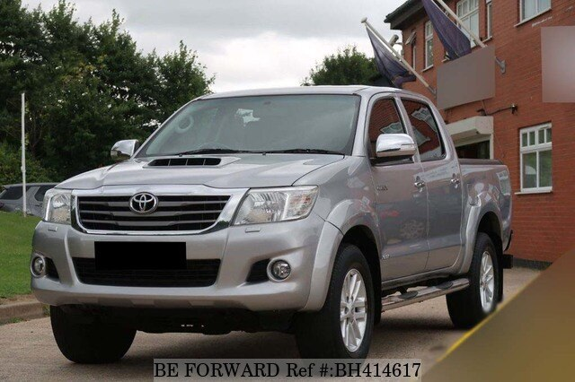 Used 2016 TOYOTA HILUX BH414617 for Sale