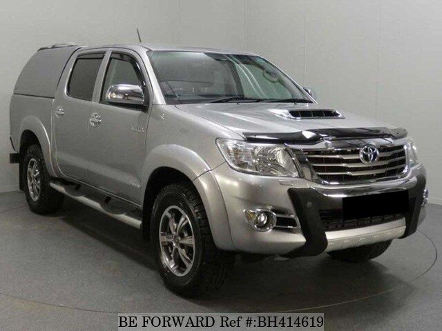 Used 2016 TOYOTA HILUX BH414619 for Sale