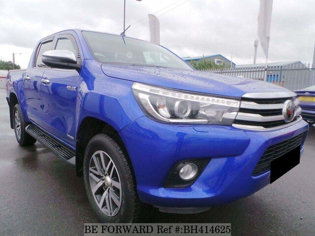 Used 2017 TOYOTA HILUX BH414625 for Sale