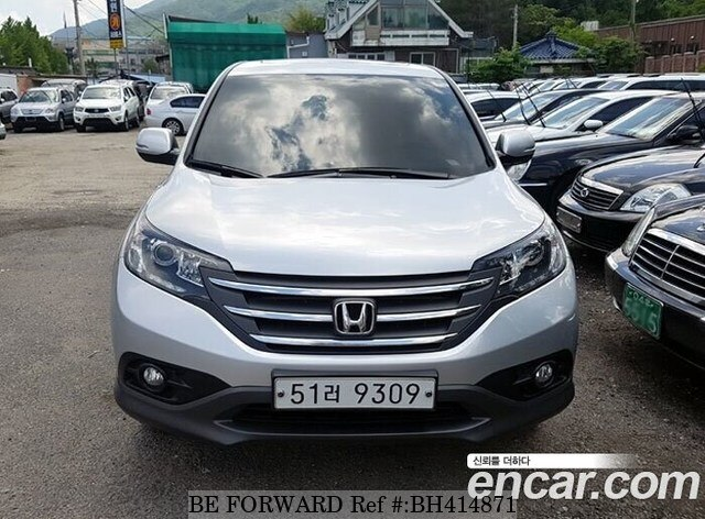 Used 2012 HONDA CR-V BH414871 for Sale
