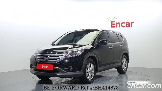 Used 2012 HONDA CR-V BH414873 for Sale