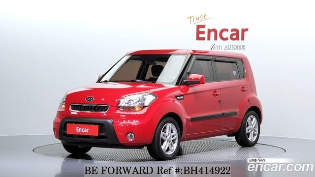 Used 2011 KIA SOUL BH414922 for Sale