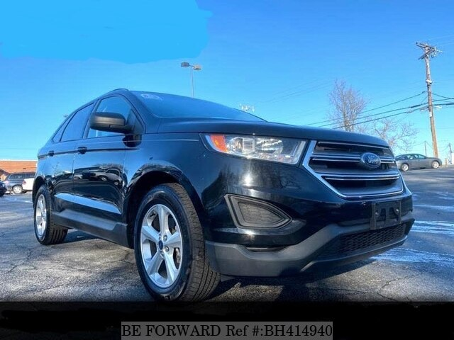 Used 2016 FORD EDGE BH414940 for Sale