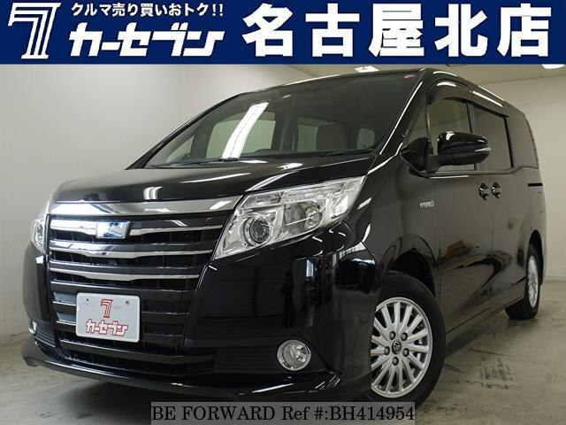 Used 2014 TOYOTA NOAH BH414954 for Sale