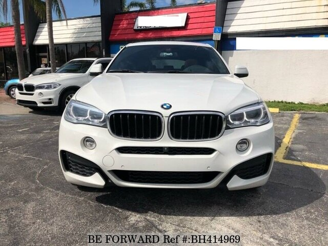Used 2016 BMW X6 BH414969 for Sale
