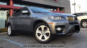 Used 2012 BMW X6 BH414985 for Sale