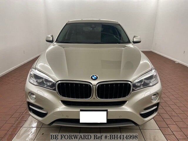Used 2015 BMW X6 BH414998 for Sale