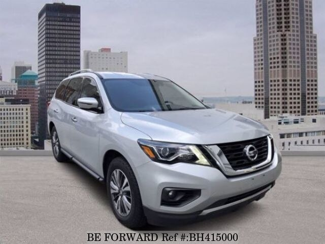 Used 2017 NISSAN PATHFINDER BH415000 for Sale