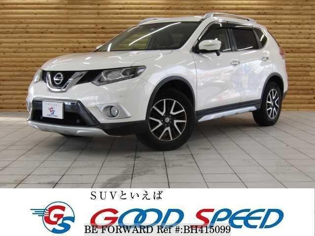 Used 2014 NISSAN X-TRAIL BH415099 for Sale