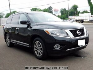 Used 2014 NISSAN PATHFINDER BH415121 for Sale