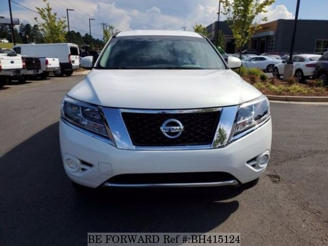 Used 2013 NISSAN PATHFINDER BH415124 for Sale