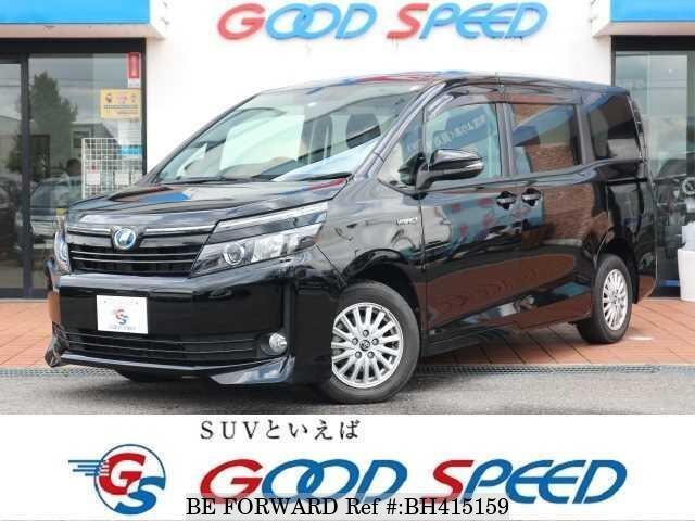Used 2015 TOYOTA VOXY BH415159 for Sale