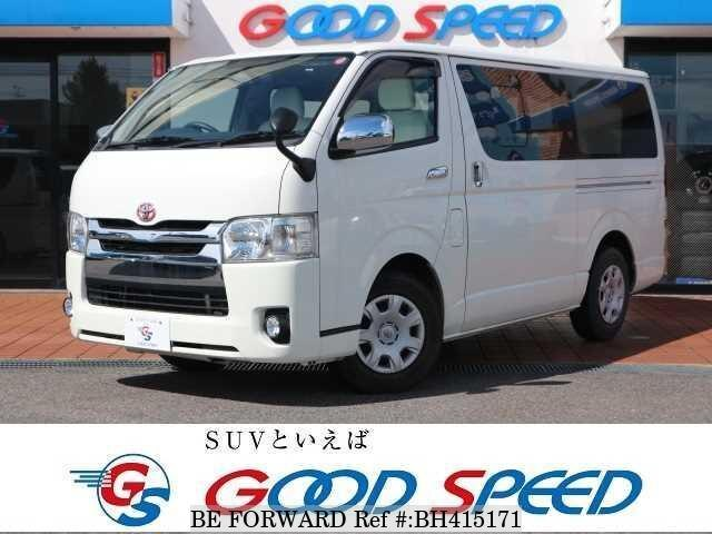 Used 2015 TOYOTA HIACE VAN BH415171 for Sale