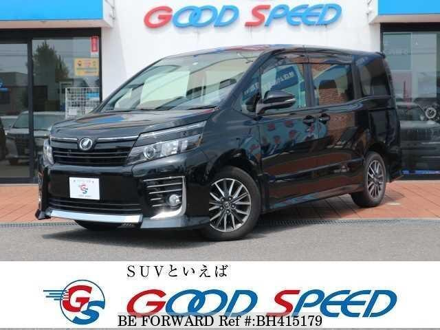 Used 2014 TOYOTA VOXY BH415179 for Sale