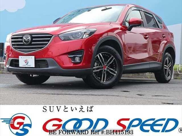 Used 2016 MAZDA CX-5 BH415193 for Sale